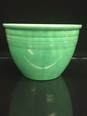 *ORIGINAL* Vintage Fiestaware #3 Nesting Bowl in Green