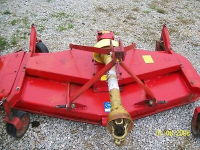 caroni 3 point hitch finish mower pto 6 foot