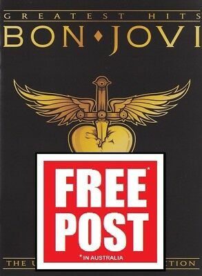 Bon Jovi (Dvd) Greatest Hits : Videos + Live ~ Jon ~ Best Of ~ All Region *new*