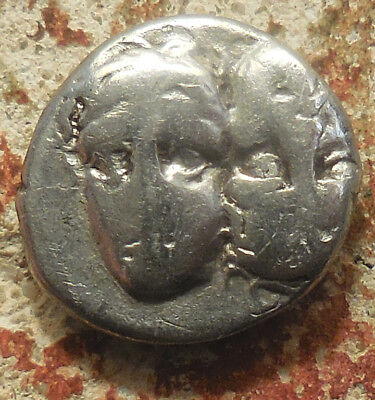 Just in from Austria NN 9/2/17 Auction, Istros. 4th c BC 4.99 g Silver Drachm!