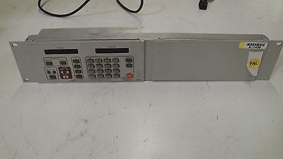 Grass Valley 2U RACK VTR Control Panel with Display