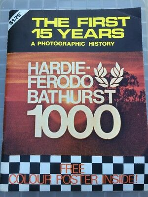 The First 15 Years - Hardie Ferodo Bathurst 1000: A Photographic History 1975