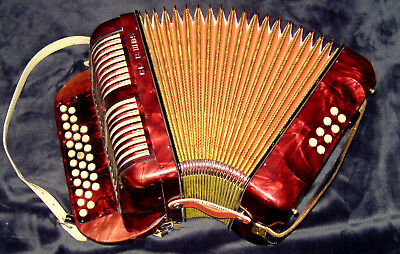 VITAGE  SALE MADE IN GERMANY  Diatonic Hohner Club III BS