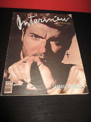 George Michael Magazine Interview 164 Pages