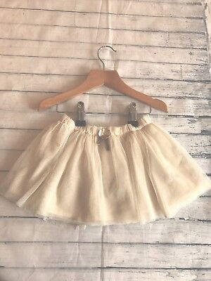 Baby Girls Clothes 3-6 Months- Pretty Tutu Mesh Skirt -