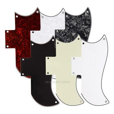 Scratch Plate PickGuard  for Gibson SG Style Electric Guitars (all) hv2n