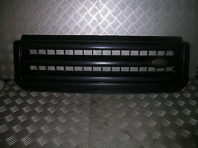 D2 Land Rover Discovery grill pre facelift black unpainted excellent condition