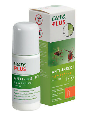 Care Plus 32452 20% Saltidin Anti Insect & Mosquito Repellent Roll On 50Ml