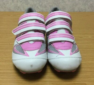 DHB.cycling Shoes, Uk Size 8, Ladies, White And Pink, Cycling Shoes