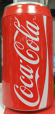 Coca Cola Shaped Large Money Box Tin