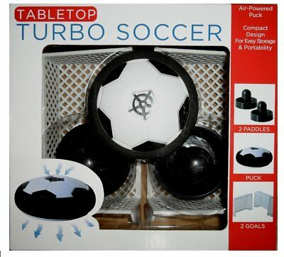 Tabletop Turbo Soccer - Air Powered Puck