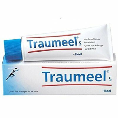 Traumeel S Ointment 50g- Anti-Inflammatory Pain Relief(Homeopathic medicine)