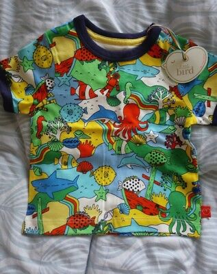 Little bird t shirt 9-12 months