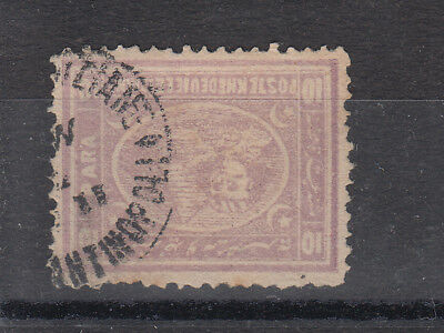 Egypt 1870's 10pa Used Overseas At Constatinople SG29/36?