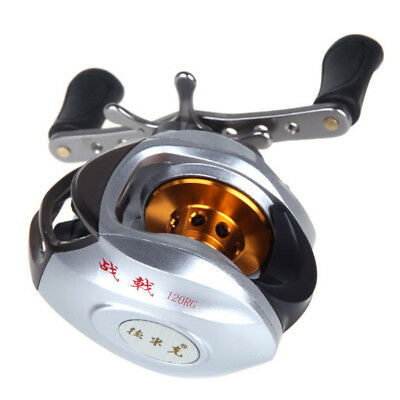 10BB Ball Bearings 6.3:1 Right Hand Baitcasting Fishing Reel High Speed W1S4