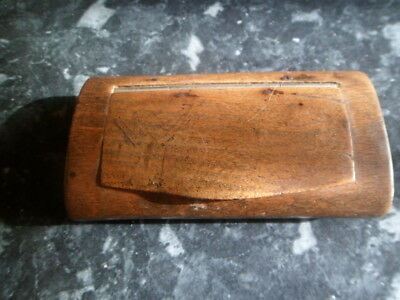 wooden snuff box
