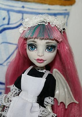 Monster high OOAK doll Rochell