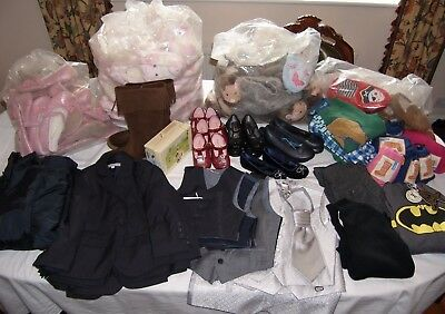 Job Lot John Lewis, Start-Rite, Joules, Shoes, Slippers, Clothes - New  87 Items