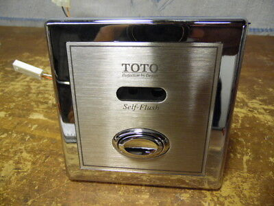 Toto TET3DNS-32 Toilet Urinal Electronic Self Flush Valve Concealed Cover Only