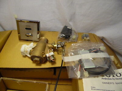 Toto TET3DNS-32 Commercial Toilet Urinal Electronic Flush Valve NOS Incomplete