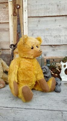 Charming old antique mohair early German Teddy Bear.