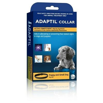 Adaptil Genuine Calming Collar ALL SIZES CLOSING DOWN SALE **WILL SELL FAST!!