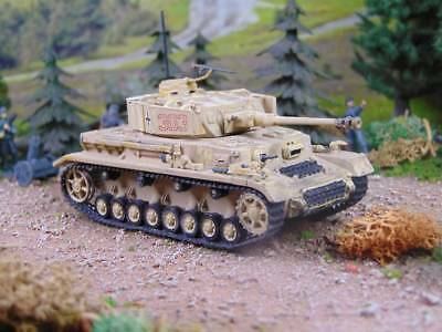 tolles Modell 1/72 - #5 -  Wehrmacht Panzer IV  Ausf G    CDC Armour