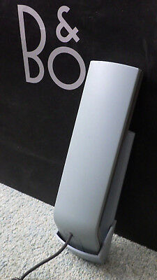 Bang & Olufsen   B&O  Beocom 1401 in Light Blue with Wall Bracket