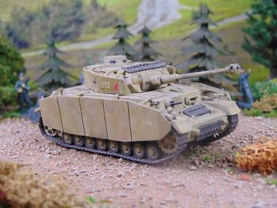 tolles Modell 1/72 - #8 -  Wehrmacht Panzer IV  Ausf H/J  CDC Armour