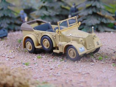 tolles Modell 1/72 - #19 -  Wehrmacht SdKfz 15 Horch