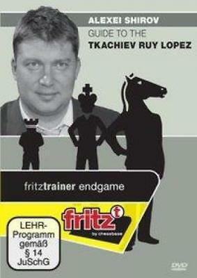 Shirov, Alexej: Guide to the Tkachiev Ruy Lopez