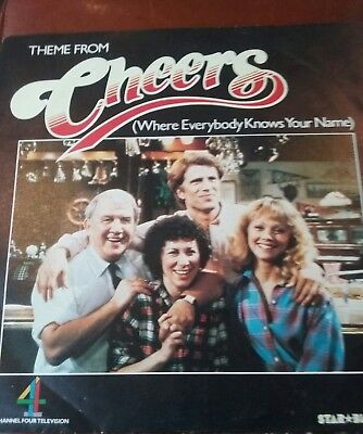 theme from Cheers
