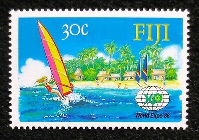 Fiji - 1988 - World Fair - SG 770 - MNH