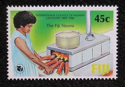 Fiji - 1988 - Council of Women - SG 771 - MNH
