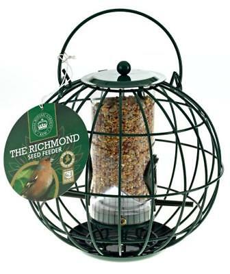CJ Wildbird Foods Ltd The Seed Feeder Richmond - Bird Feeder - NUOVO