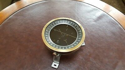 Antique Maritime Marine Water Compass Aft
