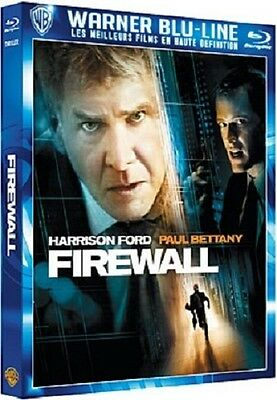 Blu Ray  //  FIREWALL  //  Harrison Ford - Paul Bettany  /  NEUF cellophané