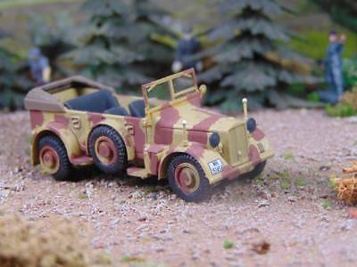 tolles Modell 1:72 - #100 -  Wehrmacht Horch Kfz 15