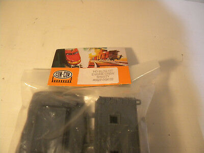 Con-Cor/Revell HO building Kit Engine Crew Shanty sealed new 9033