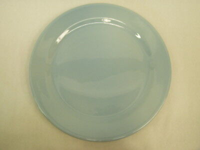 """Vintage LuRay Pastels 14"""" Chop Plate Taylor Smith & Taylor Windsor Blue 1950's"""