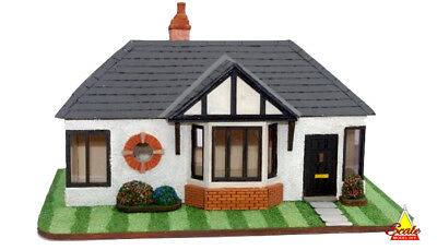 Dolls House Miniature 1/48th scale KIT 1940s ACORN BUNGALOW