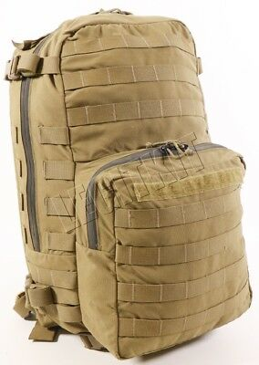 USMC FILBE Assault Pack Coyote Brown Backpack Issued MOLLE 3 Day Patrol Propper