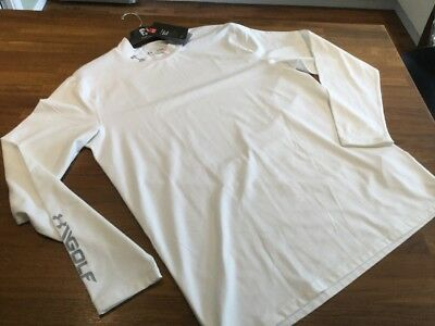 Brand New Men's Under Armour Golf Fitted Base Layer Top Size XL