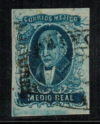 Mexico #1 1856 Used