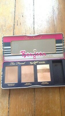 Palette Bonjour TOO FACED