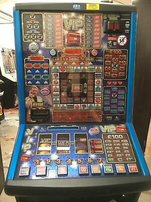 DEAL OR NO DEAL VIP £100 jackpot NOTE RECYCLER FITTED