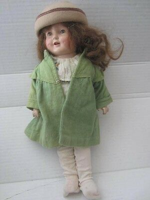 Vintage Horseman Rosebud Doll 1920s early 1930s  !!! PRICED TO SELL !!!