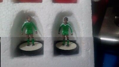 Subbuteo LW 810 Nigeria spare player giocatore singolo football calcio