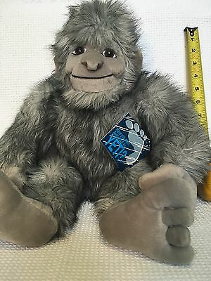 Zeke O'Connor Yeti Sears Charity Plush New With Tags.