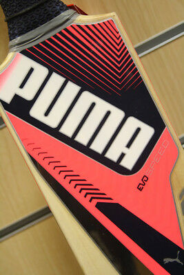 *NEW* PUMA EVO SPEED 3 CRICKET BAT, 2lb 8oz approx, Mens SH, English Willow